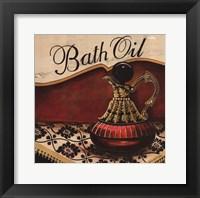 Bath Oil Fine-Art Print