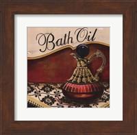 Bath Oil - Mini Fine-Art Print