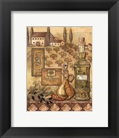 Flavors Of Tuscany I - Mini Fine-Art Print