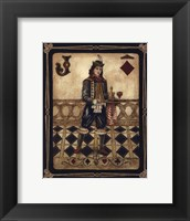 Harlequin Jack - Mini Fine-Art Print