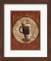Spanish Coffee - Mini Fine-Art Print