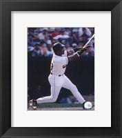 Eddie Murray - 1996 Batting  Action Fine-Art Print