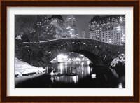 New York - Winter In Central Park Fine-Art Print