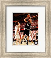 Tim Duncan - 2007 Finals / Game 3 (#10) Fine-Art Print