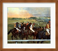 Racehorses Fine-Art Print