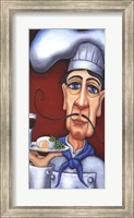 Jacques the Chef Fine-Art Print