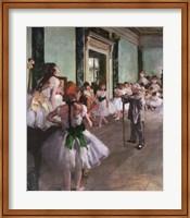 Dance Class Fine-Art Print