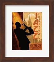 1962 Jazz in New York Fine-Art Print