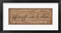 Life Is A Gift... Fine-Art Print