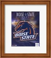 Boise State University Logo Fine-Art Print