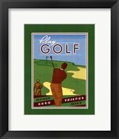 Play Golf Fine-Art Print