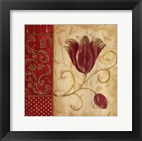 Red Tulip I Fine-Art Print