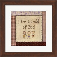 I am a Child of God Fine-Art Print