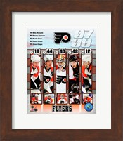 '07 / '08 Flyers Team Composite Fine-Art Print