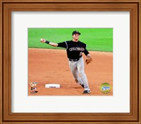 Troy Tulowitzki - '07 NLDS / Game 1 Fine-Art Print
