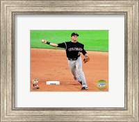 Troy Tulowitzki - '07 NLDS / Game 1 Fine-Art Print