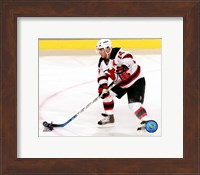 Brian Gionta '07 / '08 Away Action Fine-Art Print