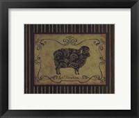 le Mouton Fine-Art Print
