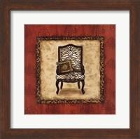 Parlor Chair II - mini Fine-Art Print