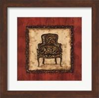 Parlor Chair III - mini Fine-Art Print
