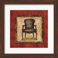 Parlor Chair IV - mini Fine-Art Print