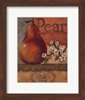 Pear Crate - mini Fine-Art Print