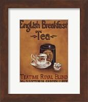 English Breakfast - mini Fine-Art Print
