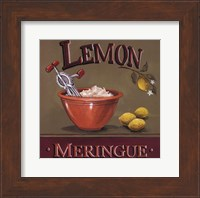 Lemon Meringue - Mini Fine-Art Print