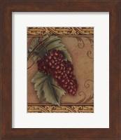 Grape Tapestry I - mini Fine-Art Print