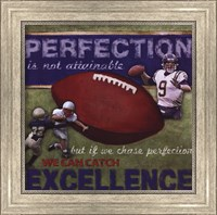 Perfection - Football Fine-Art Print