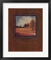 Copper Landscape II Fine-Art Print