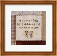 A Sister is Fine-Art Print