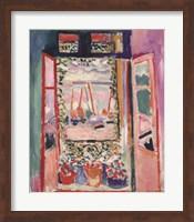 The Open Window, Collioure, 1905 Fine-Art Print