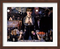 A Bar at the Folies-Bergere Fine-Art Print