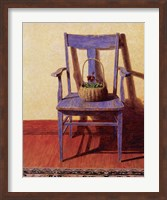 Blue Chair Fine-Art Print