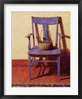 Blue Chair Fine-Art Print