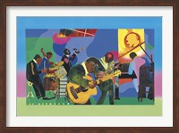 Jammin' at the Savoy Fine-Art Print