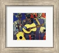 Three Folk Musicians, 1967 Fine-Art Print