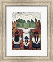 Flower Festival: Feast of Santa Anita, 1931 Fine-Art Print