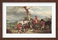 Thomas Wilkinson, Mfh, with the Hurworth Fine-Art Print