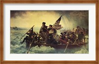 Washington Crossing the Delaware, c.1851 Fine-Art Print