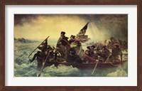 Washington Crossing the Delaware, c.1851 Fine-Art Print