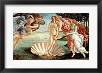The Birth of Venus Fine-Art Print