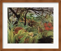 Surprised! Storm in the Forest Fine-Art Print