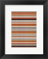 Terracotta Stripes Fine-Art Print