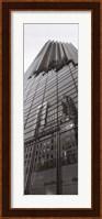 Skyscraper Reflections Fine-Art Print