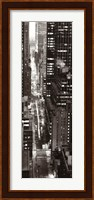 47th Street Evening Fine-Art Print