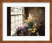 Flower House Morning Fine-Art Print