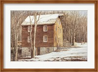 Mill in the Woods Fine-Art Print