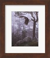 Shrouded Forest (detail) Fine-Art Print